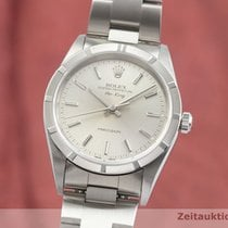 Rolex Air King Precision Otel 34mm Argint