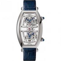 Cartier Tonneau WHTN0006 new