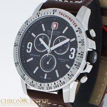 Swiss Military HANOWA CHRONOGRAPH 06-4267.04.007 Box&Papiere