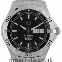 TAG Heuer Aquaracer Automatic Day-Date WAF2010.BA0818