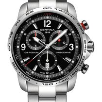 Certina DS Podium Big Size Precidrive Chronograph C001.647.11....