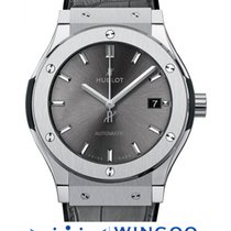 Hublot Classic Fusion 45mm Automatic Racing Grey Ref. 511.NX.7...