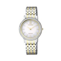 Citizen Ladies EX1484-81A Eco Drive Watch