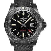 Breitling V1731010.BD12.100W Avenger Blackbird Automatic 48mm...
