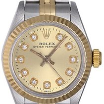 Rolex Ladies Oyster Perpetual Automatic Watch Model 76193