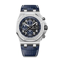 Audemars Piguet Royal Oak Offshore Chronograph Steel Black...