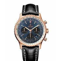 Breitling Rose gold Automatic 43mm new Navitimer 1 B01 Chronograph 43