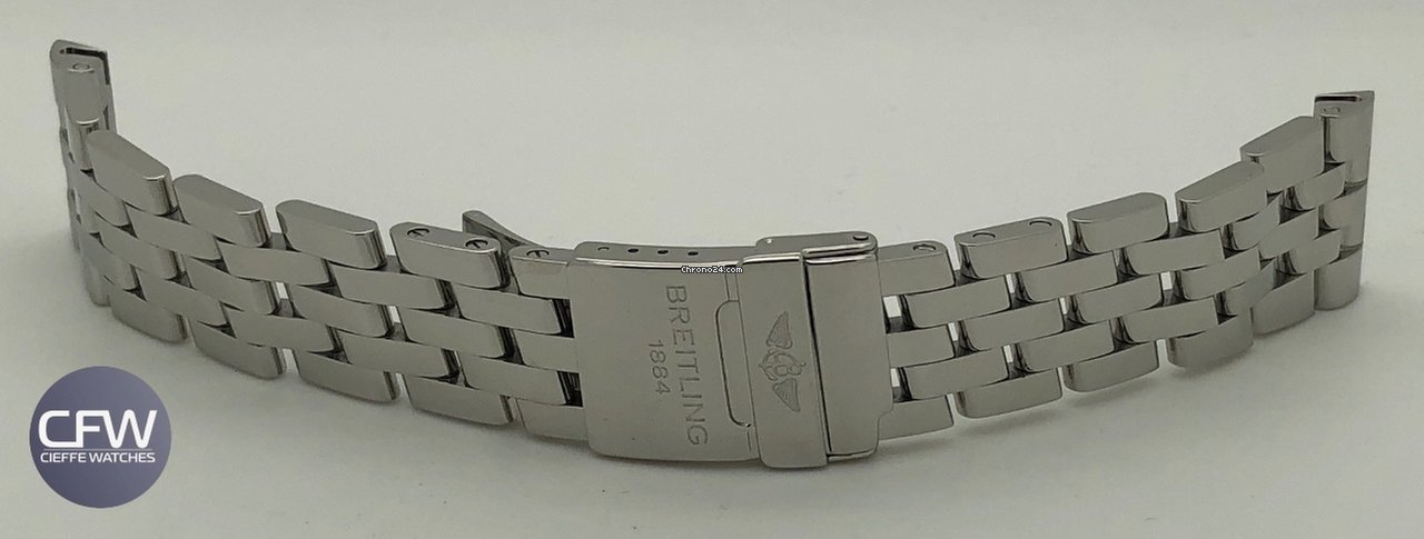 Scarpe 2018 calzature promozione Breitling Pilot strap 22mm