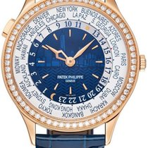 Patek Philippe World Time Lady New York 2017 Limited Edition...