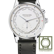 NOMOS Zürich Weltzeit new 2019 Automatic Watch with original box and original papers 805