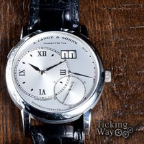 A. Lange & Söhne Platinum Manual winding 115.026 pre-owned United States of America, California, Irvine