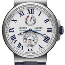 Ulysse Nardin Marine Chronometer Manufacture 1183-122/40 2018 new