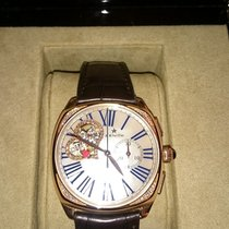 Zenith Star Rose gold 37mm Mother of pearl Roman numerals