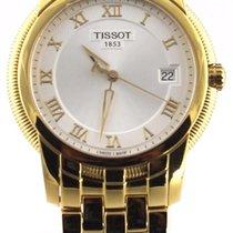 Tissot Ballade III T031.410.33.033.00 Swiss Quartz Gold Tone...