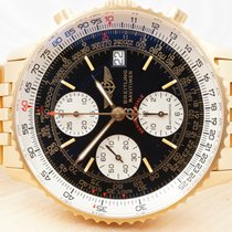 Breitling Navitimer (Submodel) pre-owned 41mm Yellow gold