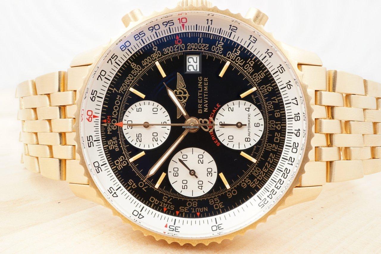 e96f4b0e00d Breitling Navitimer - Todos os preços de relógios Breitling Navitimer na  Chrono24