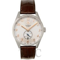 TAG Heuer Carrera Calibre 6 Steel 39mm White