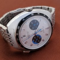 TAG Heuer Autavia Steel 42mm White No numerals United States of America, Pennsylvania, Philadelphia, PA