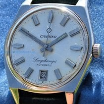 Candino Steel 41mm Automatic pre-owned