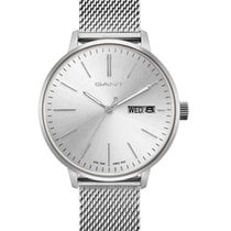 Gant Dameshorloge 36mm Quartz nieuw Horloge met originele doos en originele papieren
