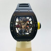 Richard Mille RM035 Carbon 2016 RM 035 48mm pre-owned United Kingdom, London