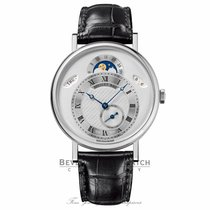 Breguet Classique White gold 39mm Silver Roman numerals United States of America, California, Beverly Hills