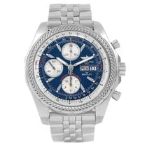 Breitling Bentley GT Acero 44.8mm Azul