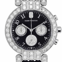 Harry Winston Premier 200MCQ37W pre-owned