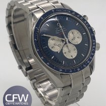 Omega 35658000 Acero 2005 Speedmaster Professional Moonwatch 42mm nuevo