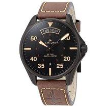 Hamilton Khaki Pilot Day Date H64605531 nouveau