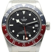 Tudor Black Bay GMT Steel 41mm Black No numerals United Kingdom, Birmingham