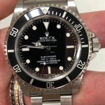 Rolex Submariner (No Date) новые 2014 Автоподзавод Часы с оригинальными документами и коробкой 14060M