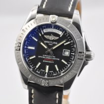 Breitling Galactic 44 Steel 44mm Black