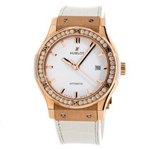 Hublot Classic Fusion 45, 42, 38, 33 mm Rose gold 43mm White No numerals United States of America, Pennsylvania, Bala Cynwyd