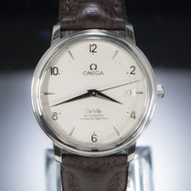 Omega occasion Remontage automatique 35mm Blanc