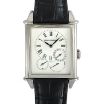 Girard Perregaux pre-owned Automatic 37mm White