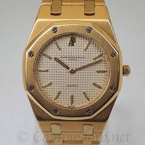 Audemars Piguet Royal Oak pre-owned 30mm Yellow gold