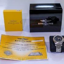 Breitling A17330 Stahl 2012 Avenger Seawolf 45mm gebraucht Deutschland, Aschaffenburg