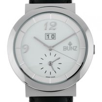 Bunz 42mm Automatic pre-owned White