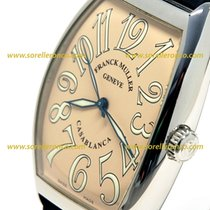 Franck Muller 47mm Automatic pre-owned Casablanca Black