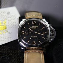 沛納海 PAM00533  Luminor 1950 10 Days GMT Automatic Acciaio