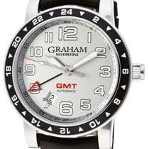Graham Stahl 42mm Automatik 2TZAS.S01A.L99S neu Schweiz, Basel