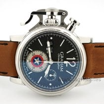 Graham Chronofighter Vintage Automatic Day Date Captain America