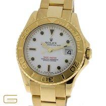 Rolex Yacht-Master Ref.168628 Medium 18K.Gold