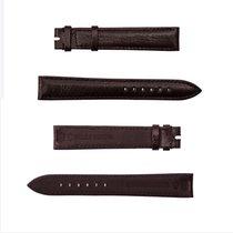 Rolex 19mm black glossy strap [020]