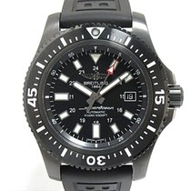 Breitling Superocean 44 new 2010 Automatic Watch only M17393
