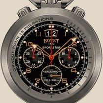 Bovet Sportster Saguaro 46 Chronograph