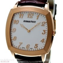 愛彼 QE II Cup Ref-15334OROO 18k Rose Gold Limited Edition Box...