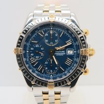 Breitling Chronomat Crosswind Racing Steel Gold