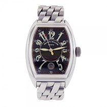 Franck Muller Conquistador King Stainless Steel Automatic...